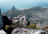Table Mountain View — Stock Photo