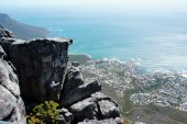 Table Mountain View — Stockfoto