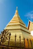 Gold pagoda — Stock Photo