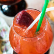 Fruit punch with soda — Stock Photo #67217331