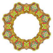 Beautiful  circular pattern — Stock Vector