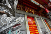 Hsing Tian Kong a famous temple — Stock Photo