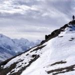 Summit across from Denali National Park — Stock Photo #70097193