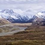 Remote Alaska - Denali National Park — Stok fotoğraf #70097199