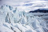 Remote Alaska Glacier Close Ups — Stock Photo