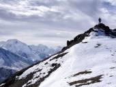 Summit across from Denali National Park — Stock Photo