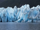 Alaska Glacier Up Close — Stock Photo