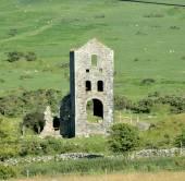 Cornish mine workings. — Stock Photo