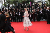 A general atmosphere of the 'Grace of Monaco' premiere — Stock Photo