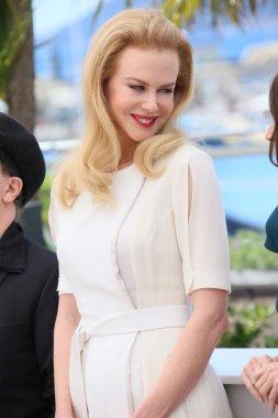 Nicole Kidman attends the 'Grace of Monaco' photocall