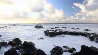 Beautiful seascape — Stock Video