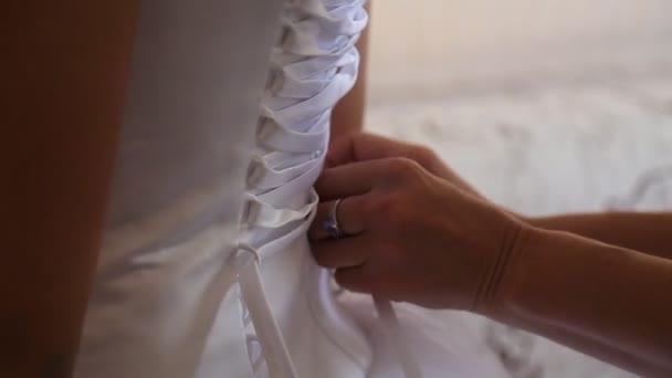 Под платьем у невесты видео фото 324-207