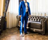 Dressed man — Stock Photo