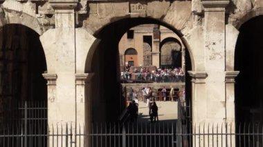 Colosseum in Rome — Stock Video