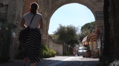 Ravello town in Italy — Stock Video