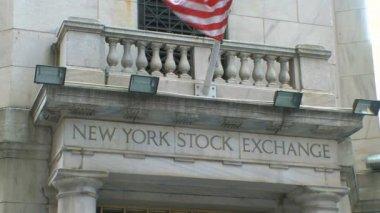 New York Stock Exchange — Stock Video