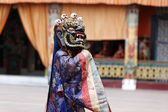 Buddhist festival at Rumtek Monastery — Stock Photo