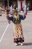 Budist festival Rumtek Manastırı — Stok fotoğraf