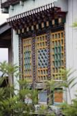 Sikkim Buddhist monastery — Stock Photo