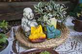 Figurine Bouddha — Photo