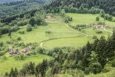 Posto accogliente in montagna - Sopatowiec — Foto Stock