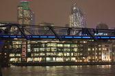 Londen per nacht — Stockfoto