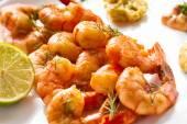 Shrimps — Stock Photo