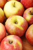 The apples — Stock Photo