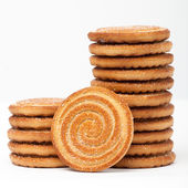 Sugar cookies — Stock Photo