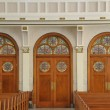 Church doors — Stock Photo #68294653