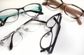 Optician choice — Stock Photo