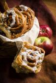 Chelsea buns — Stock Photo
