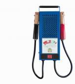 Car battery tester — Stock Photo