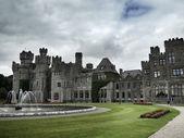 Ashford Castle, Cong, Ireland — Stock Photo