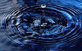 水滴 — ストック写真