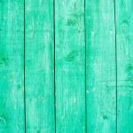 Fading Aqua Paint on Woo — Stock Photo #67502001