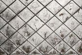 Silver Painted Grunge Background — Stock Photo