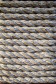 Old Dry Rope — Stockfoto