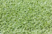 Artificial football pitch in the open air — Stock fotografie