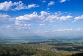 Shade of cloud — Foto de Stock