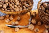 Walnuts composition — Stock Photo