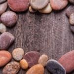 Small stones frame — Stock Photo #67731303