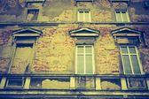 古い断念された建物 — ストック写真
