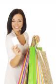 Shopping. — Stock Photo