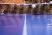 Tischtennis im freien — Stockfoto