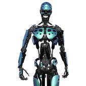 Robot — Foto de Stock