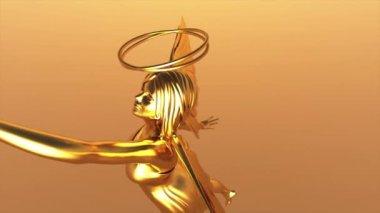 Angel — Stock Video