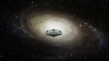 Uzay İstasyonu — Stok video