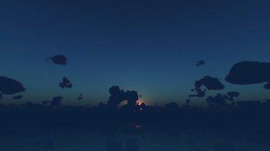 Sunrise — Stock Video