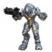 Робот — Стоковое фото